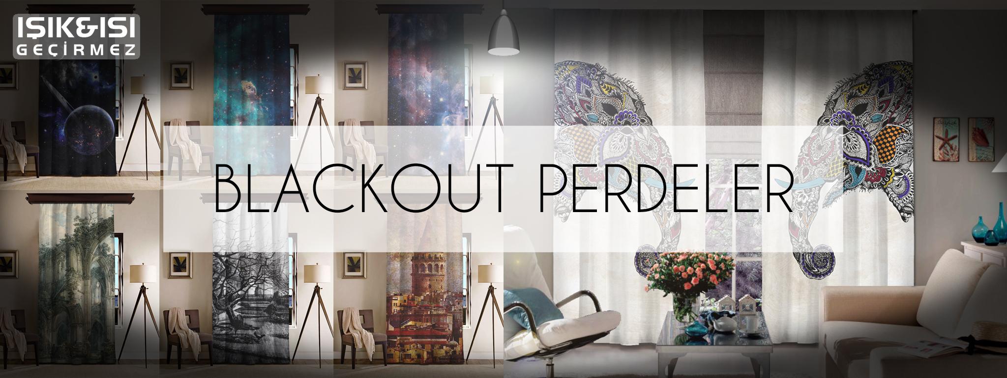 Blackout Perdeler