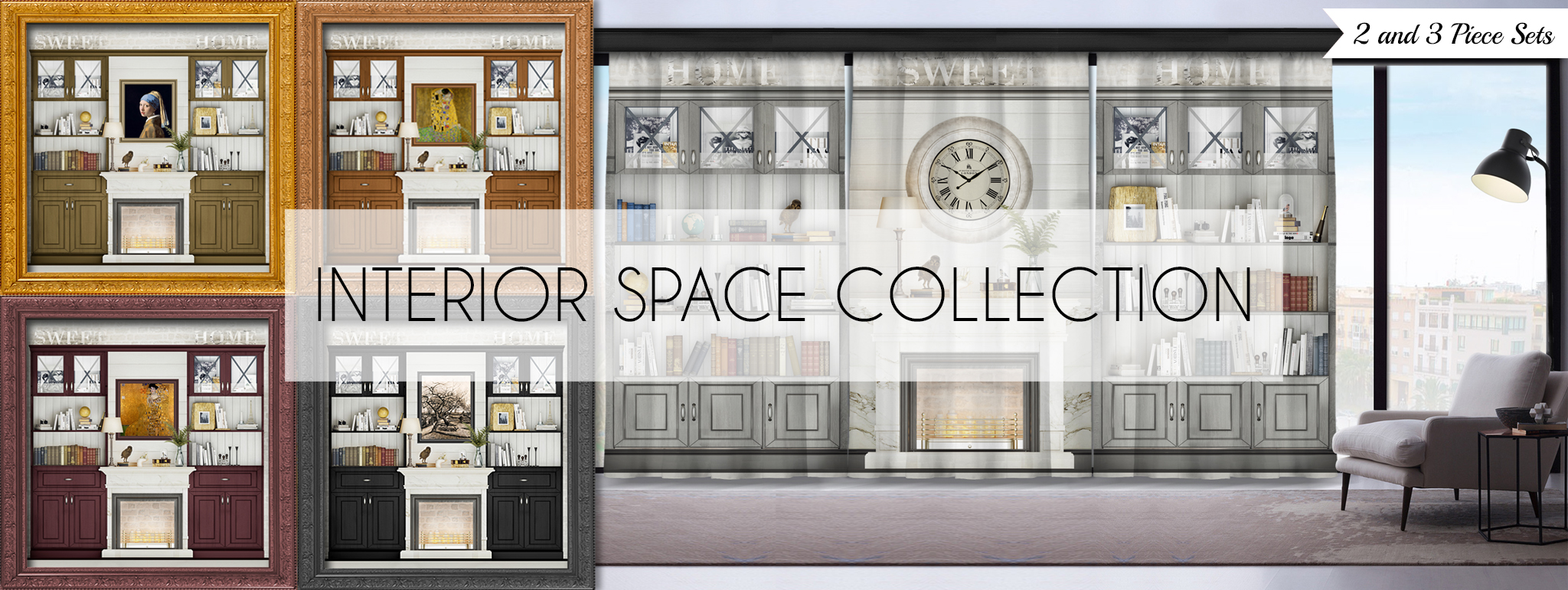 Interior Space Collection