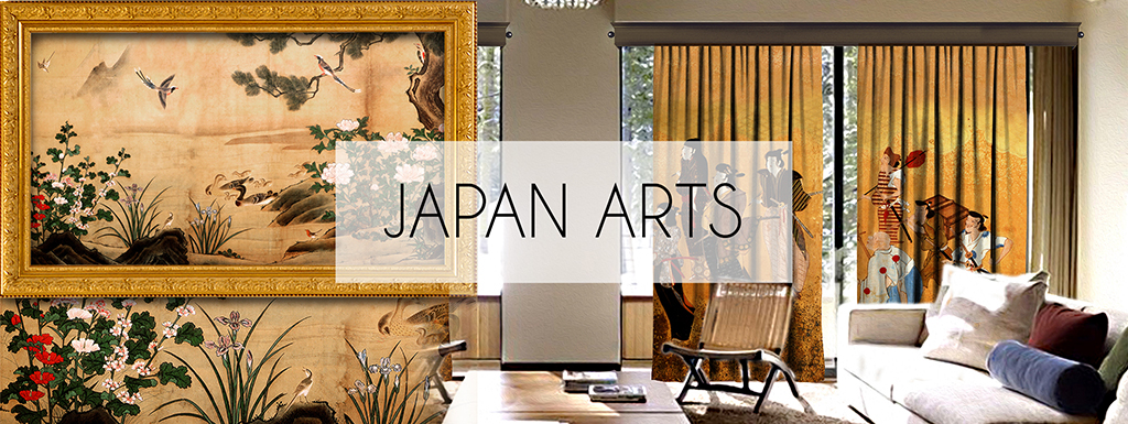 Japanese Art Screen Prints