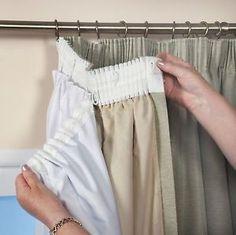 Curtain Usage