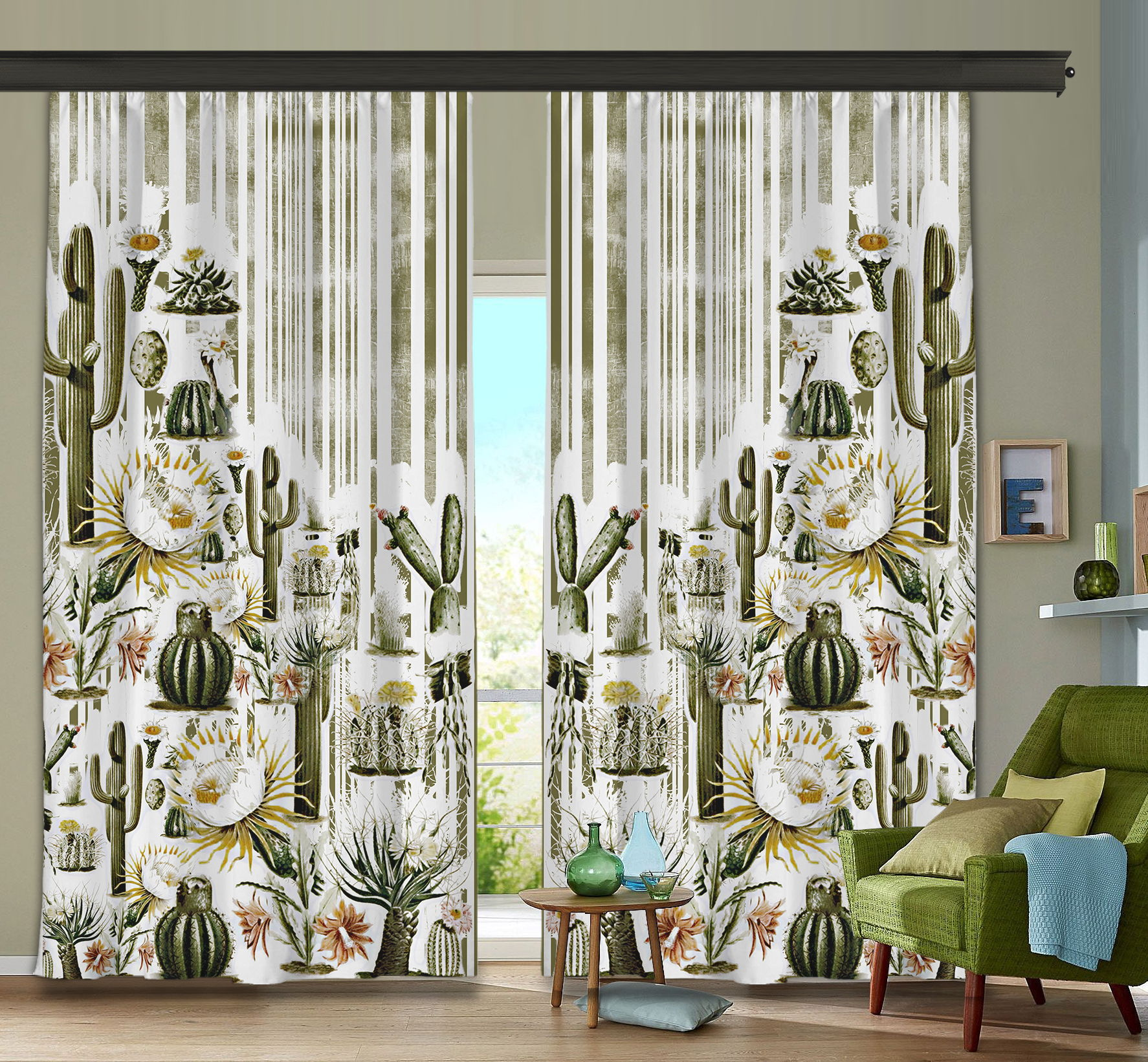 Curtain Usage 1