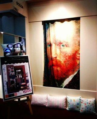 Vincent Van Gogh - Otoportre