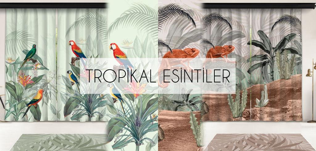 Tropikal Esintiler