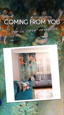 Edgar Degas - The Green Dancer