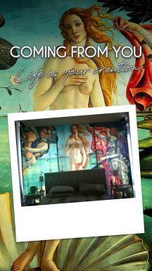 Sandro Botticelli - The Birth of Venus Full Set 3 Pieces