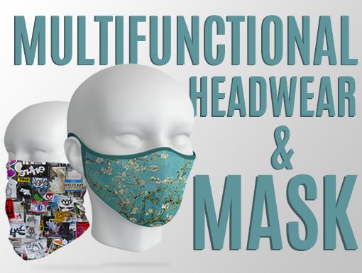 Çok Amaçlı Maske