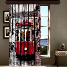 Nostalji Tramway Perde