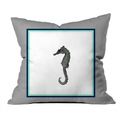 Sea Horse Cushion