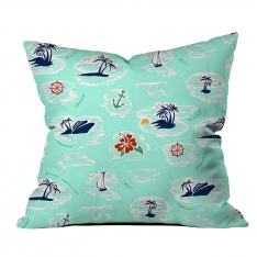 Sea Theme Cushion