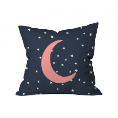 Night Half Moon Cushion