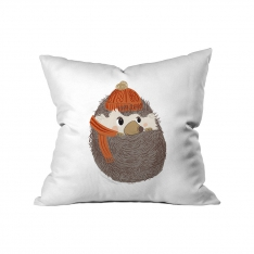 Sweet Hedgehog Kids Cushion