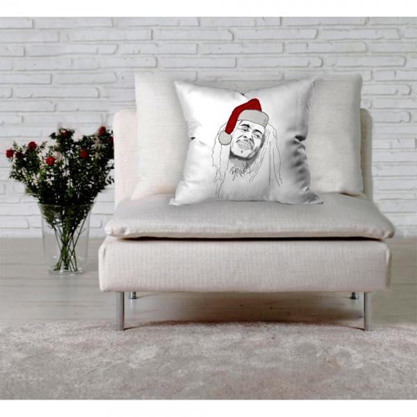 Bob Marley  Noel Baba Kırlent