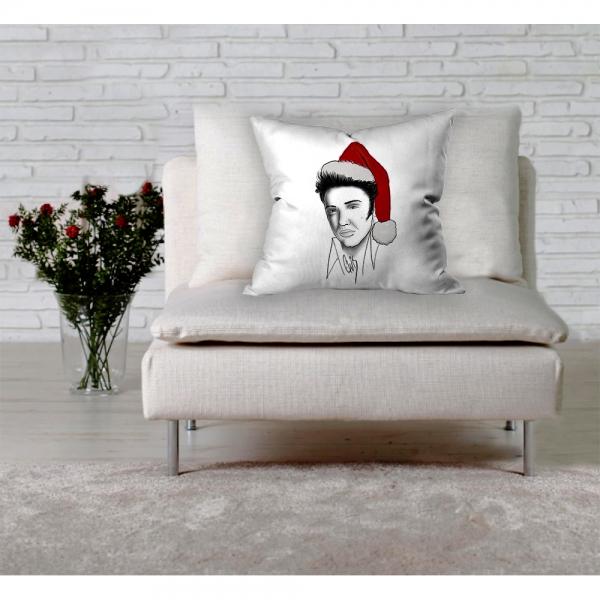 Elvis Presley  Noel Baba Kırlent