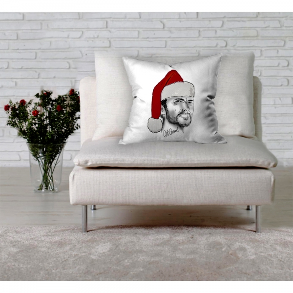 Clint Eastwood  Noel Baba Kırlent