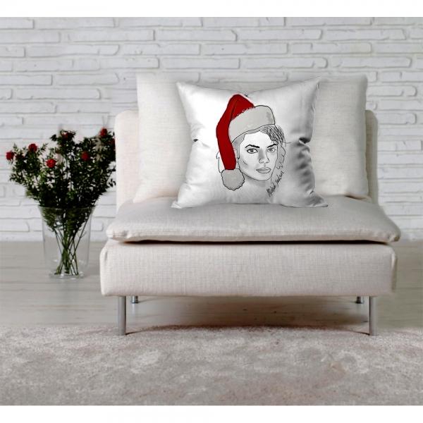 Michael Jackson Noel Baba Kırlent