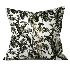Botanic Thin Leaves Cushion