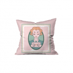 '' Love Letter '' Pillow Sev.G