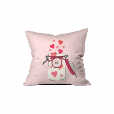A Heart Cushion