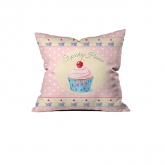 Cupcake Dreams Cushion