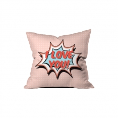 ''I love You'' Burst Pillow Sev.G