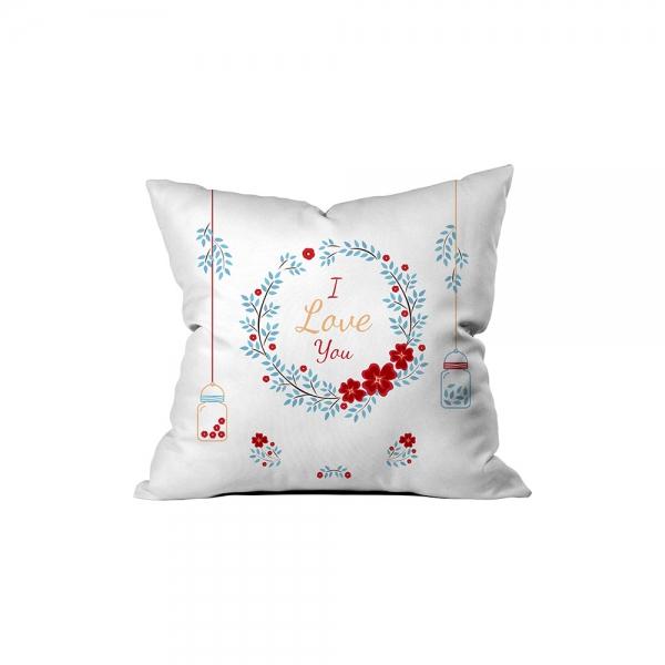 ''I love You'' Coronet Pillow Sev.G