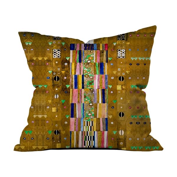Gustav Klimt - Dekoratif Kırlent