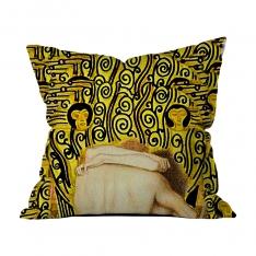Gustav Klimt - Güneş Kırlent