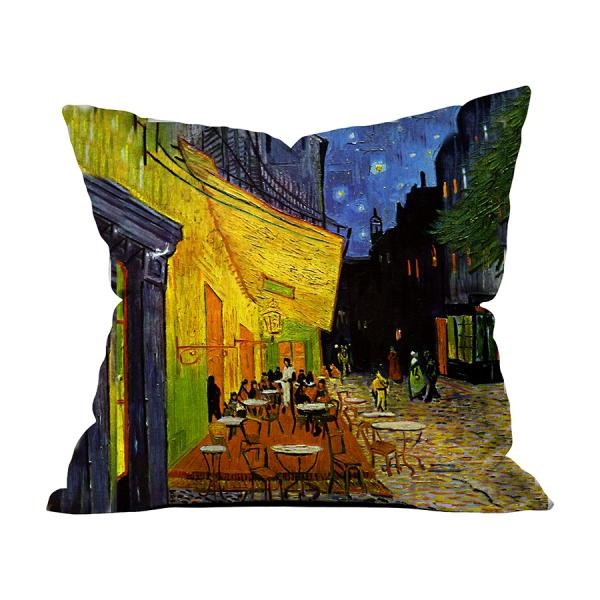 Vincent Van Gogh - Teras Kafe