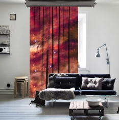 Contact Space One Piece Curtain
