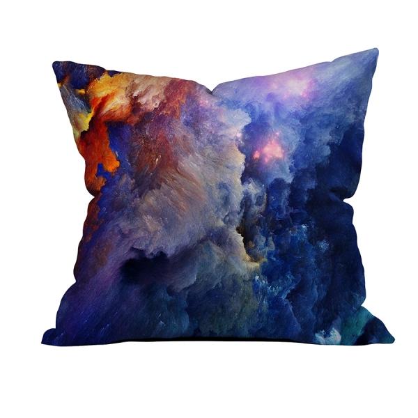 Nebulanın Derinlerinde Uzay Kırlent