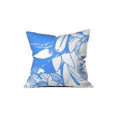 Mavi Çiçek Motifleri 2