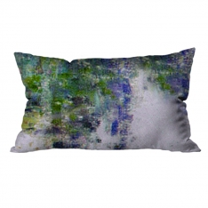 Claude Monet- Morning at Seinne Near Giverny Cushion 4