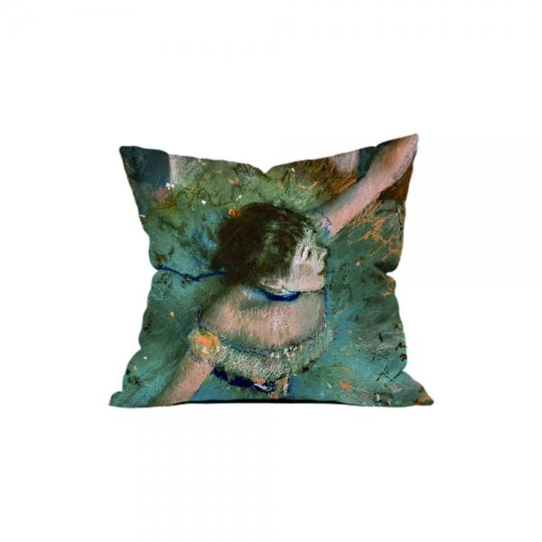 Edgar Degas-Yeşil Balerin 2