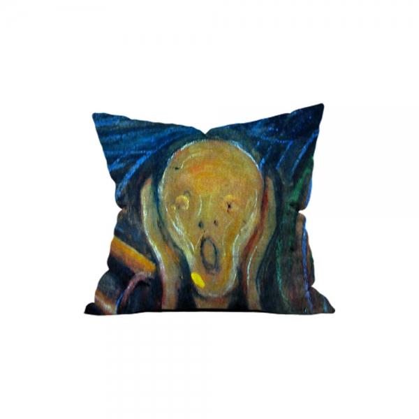 Edward Munch - Çığlık 1