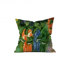 Gustav Klimt-Dansçı 3