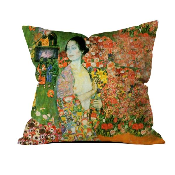 Gustav Klimt-Dansçı 5