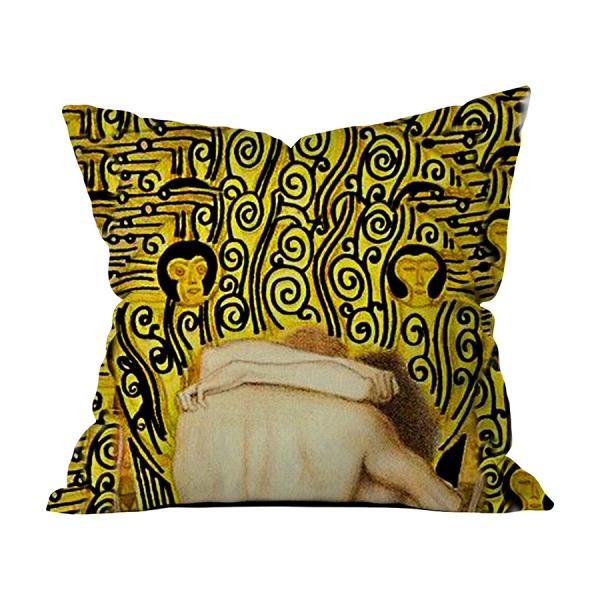 Gustav Klimt-Güneş 7