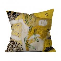Gustav Klimt - Su Yılanları 5