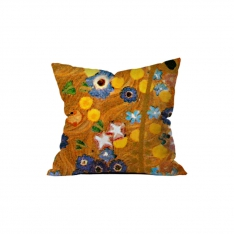 Gustav Klimt-Su Yılanları II-2