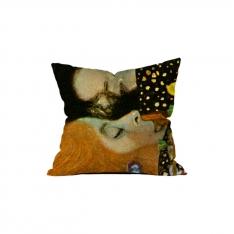 Gustav Klimt-Su Yılanları II-4