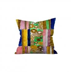 Gustav Klimt-Su Yılanları II-6