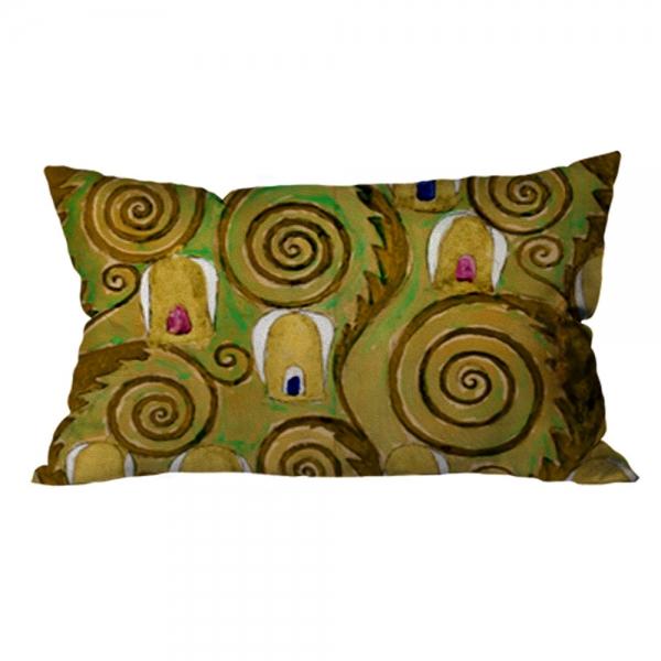 Gustav Klimt-Su Yılanları II-8