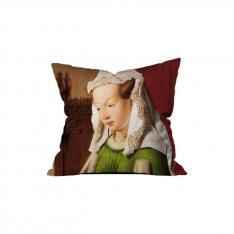 Jan Van Eyck - Arnolfini'nin Düğünü 1