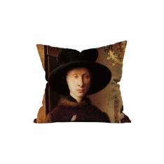 Jan Van Eyck - Arnolfini'nin Düğünü 4