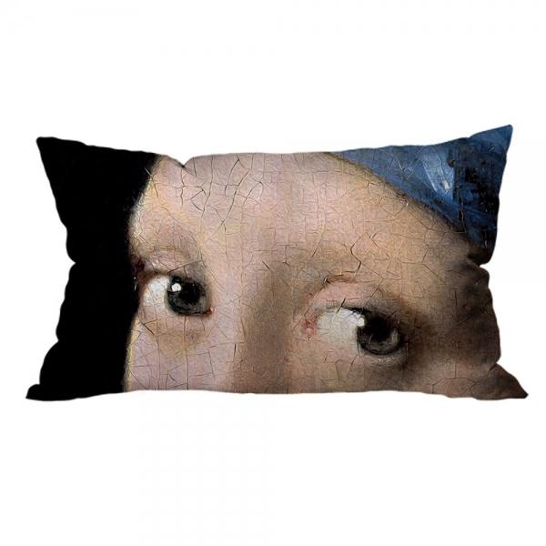 Johannes Vermeer-İnci Küpeli Kız 4