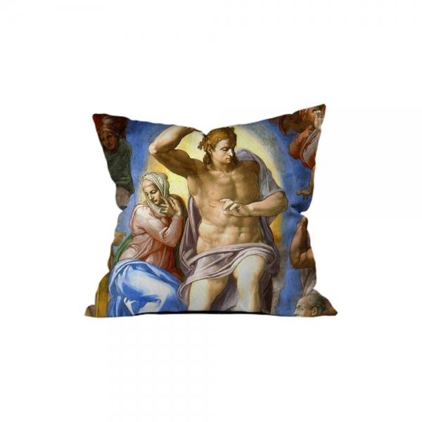 Michelangelo-Mahşer 1