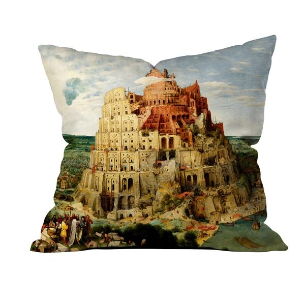 Pieter Brueghel-Babil Kulesi 4