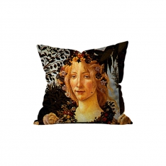 Sandro Botticelli - İlkbahar 12