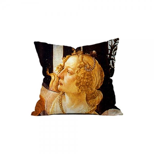 Sandro Botticelli - İlkbahar 6