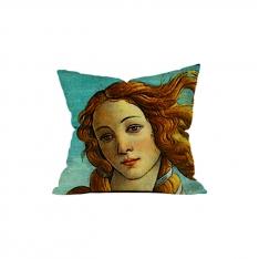 Sandro Botticelli-Venüs'ün Doğuşu 7